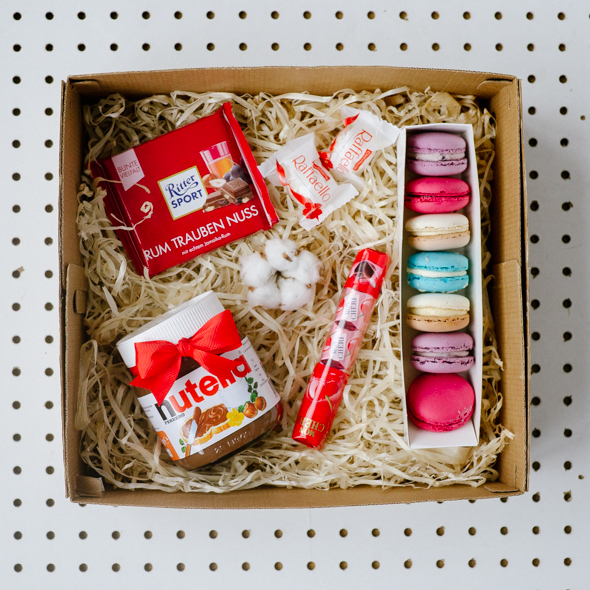 Gift Box Nutella