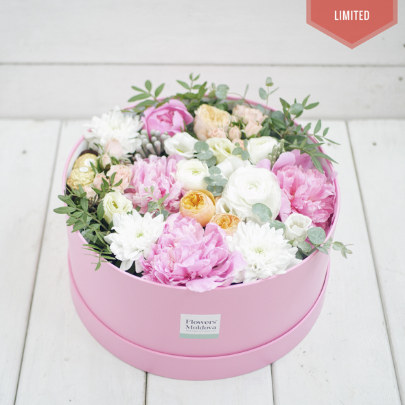 Seasonal Flower Box