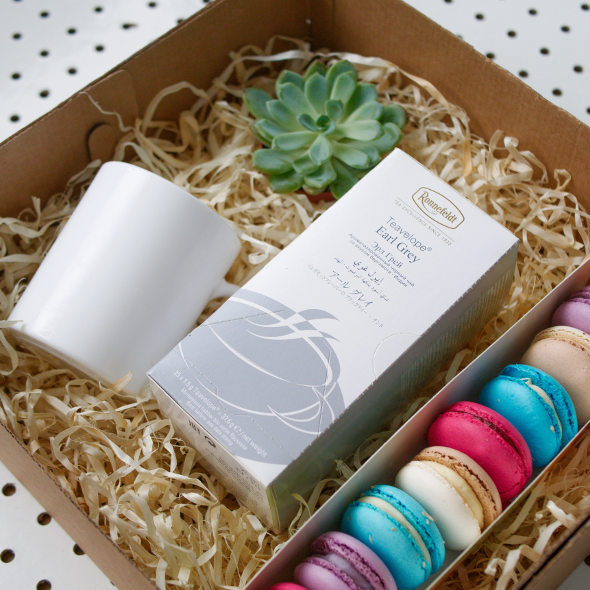 Gift Box Tea Philosophy