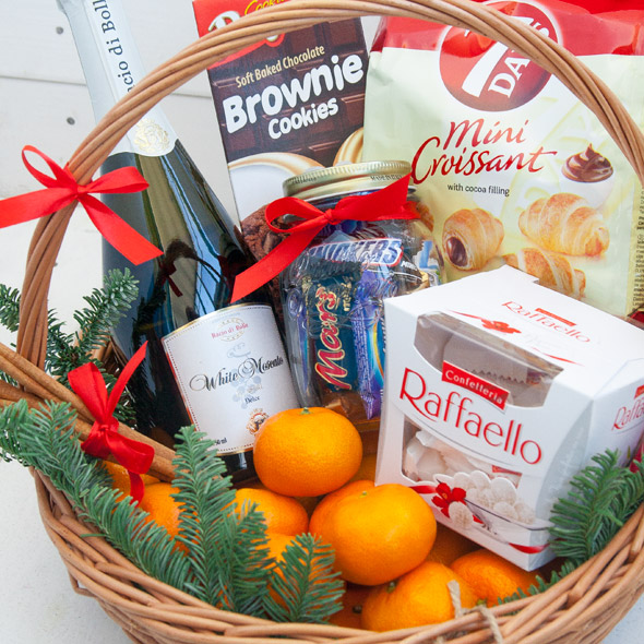 Big Christmas Basket