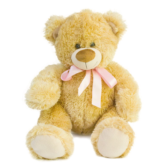 Teddy Bear with a bow (50 cm)