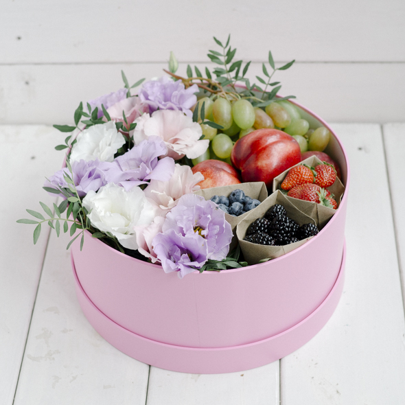 Flower Box Fruity Delights