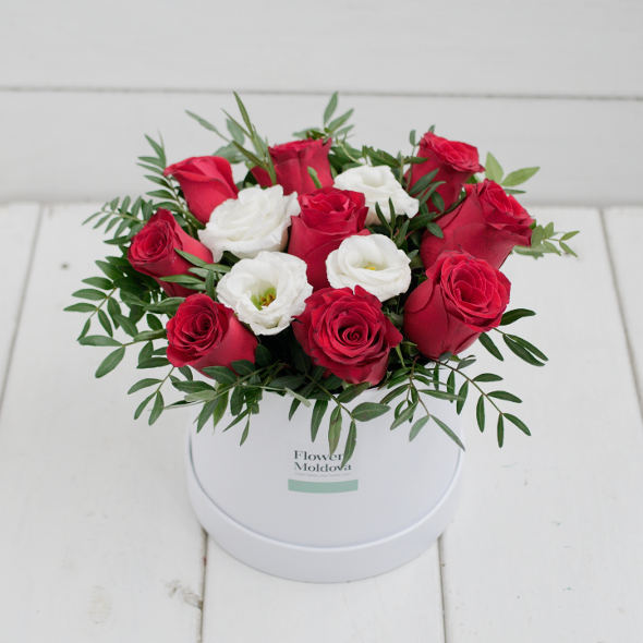 Flower Box Pure Love