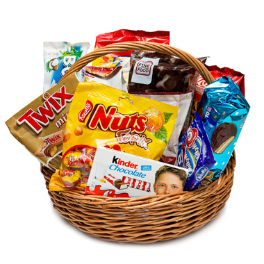 Big Sweet Basket