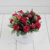 Flower Box Valentine